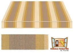 prezzo tende da sole tempotest tende da sole tempotest liberty 18 101 tessuto in acrilico prezzi