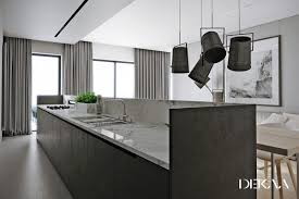 don u0027t be afraid of the dark 4 lovely homes with strong grey accents