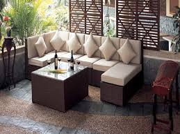 Patio Seating Ideas How To Choose Patio Furniture Ideas For Small Spaces Kitchentoday