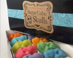 where to buy sugar cubes skull sugar 1 bag of four skulls sugar skulls