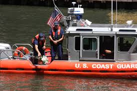chicago coast guard participates in ss eastland memorial coast
