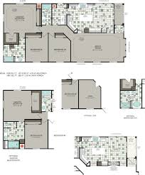 New Homes Floor Plans Manufactured Homes Floor Plans Silvercrest Homes