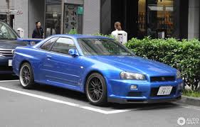 nissan skyline r34 for sale in usa nissan skyline r34 gt r 10 june 2017 autogespot