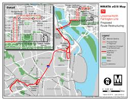 Washington Dc Bus Map by Planitmetro New Routing Proposed For Route 7y In Downtown Dc