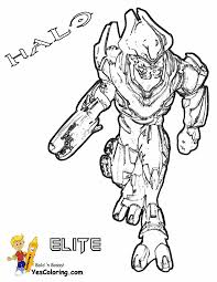 halo elite coloring pages how to draw the elite from halo with