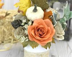 floral centerpiece etsy