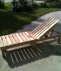 Patio Furniture Out Of Pallets by Build A Lounge Chair From Pallets Plans Diy Free Download Raised