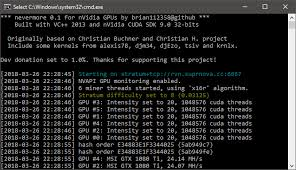 how to open a miner s l new ravencoin rvn open source nvidia miner available the coinage