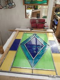 Stained Glass Kitchen Cabinets Stained Glass Tile For Kitchens Extraordinary Home Design