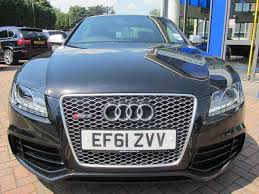 audi rs 5 for sale used audi rs5 2011 petrol 4 2 fsi quattro 2dr coupe black
