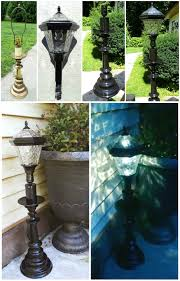 Round Solar Lights by Friday Favorites Diy Solar Lamps And Joanna Gaines Lamp Redo
