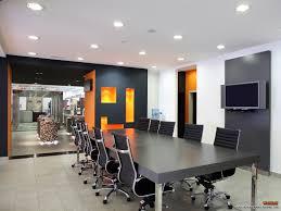 Modern Sleek Design by Home Office Modern Office Interior Design Modern Home Offices