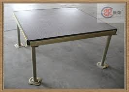 Access Floor Pedestal Access Floor Pedestal Data Center Raised Floor Tiles Dustproof