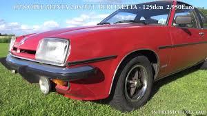 1976 opel manta 1978 opel manta 2 0s aut berlinetta solgt youtube
