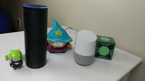 Amazon Home Amazon Echo Vs Google Home Youtube