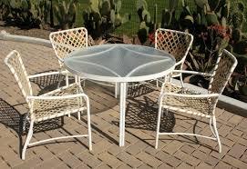 Vintage Brown Jordan Outdoor Furniture by Brown Jordan Patio Set U2013 Incl 4 Chairs Tamiami Vintage Eames