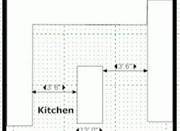 standard size kitchen island standard size kitchen island home design