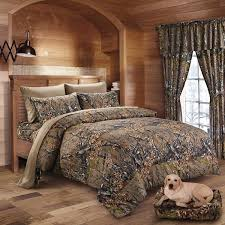 Forest Bedding Sets 20 Lakes Woodland Camo Comforter Sheet