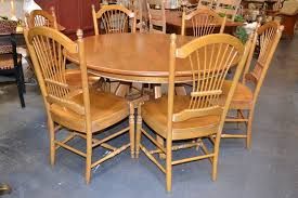 Enchanting Ethan Allen Country French Dining Table And Chairs - Ethan allen dining room table chairs