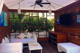 westin fort lauderdale opens the cabana doors to give back