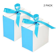 amazon com gift boxes bezgar gift bags party favor gift wrapping