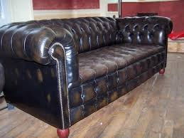 canapé chesterfield ancien photos canapé chesterfield occasion suisse