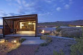 modern desert home design desert house by lake flato architects