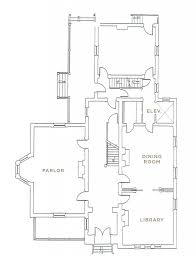 Floor Plan For Wedding Reception by Morris Butler House Indiana Landmarks Center Rental Venue