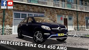 mercedes city car city car driving 1 5 2 1 5 3 mercedes gle 450 amg 2016 by