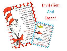 Dr Seuss Baby Shower Invitation Wording - 72 best baby shower invites images on pinterest shower ideas dr