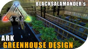 ase ark survival evolved greenhouse tutorial guide cool