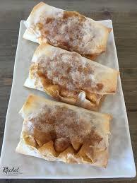cuisiner des feuilles de brick chausson aux pommes léger à la feuille de brick et sa