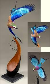 154 best wooden sculptures images on ceramics crafts
