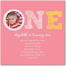 doc 21001500 sample invitation for first birthday party