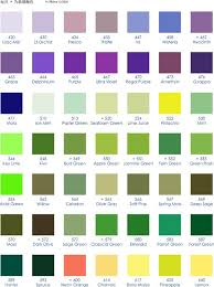 types of green color different color greens different color greens best 1000 ideas