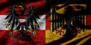 Austro Hungarian Empire Flag Austria Germany Flag By Supersayenz By Supersayenz On Deviantart