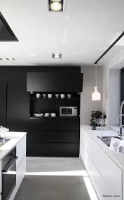 13 best black kitchen images on pinterest kitchen black modern