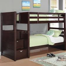 bedroom cheap bunk beds twin over full staircase bunk bed
