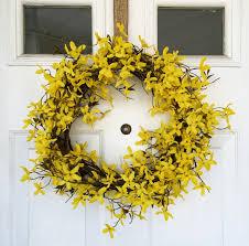 holly likes to cook hello spring diy door wreath