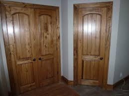 Knotty Pine Interior Doors Fascinating 60 Rustic Wood Interior Doors Design Decoration Of
