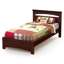Bed Style by Amazon Com South Shore Sweet Morning Twin Bed Royal Cherry