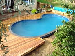 wood pool deck ideas build a deck around an above ground pool