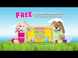 Easter Egg Decorating Animals by Easter Egg Decorating Kit At Build A Bear Workshop Youtube