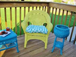 Can You Paint Wicker Chairs Wacky Wicker Loving Here