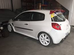 renault clio rally car racecarsdirect com renault clio cup x 85 race car
