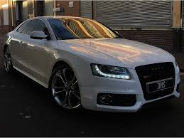 audi a5 2010 2 0 tdi s line coupe 2 door diesel manual huge spec