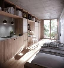 Architecte Petite Surface We Architecture Creo Student Housing Sønderborg 5 Render
