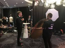 being a journalist at the arias was not what i expected at all