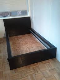 Captains Bed Twin Ikea Malm Captains Bed For Tiny Nyc Apartment Ikea Hackers With