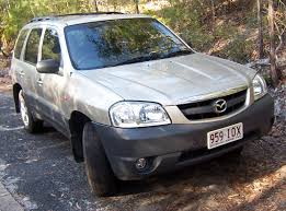 2004 Mazda Tribute Information And Photos Zombiedrive